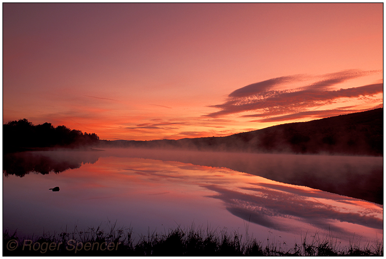 Moncove Lake Sunrise